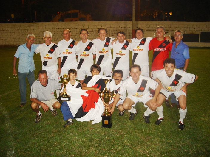 V Copa Master 2010 Final-Equipe do Vasco FC