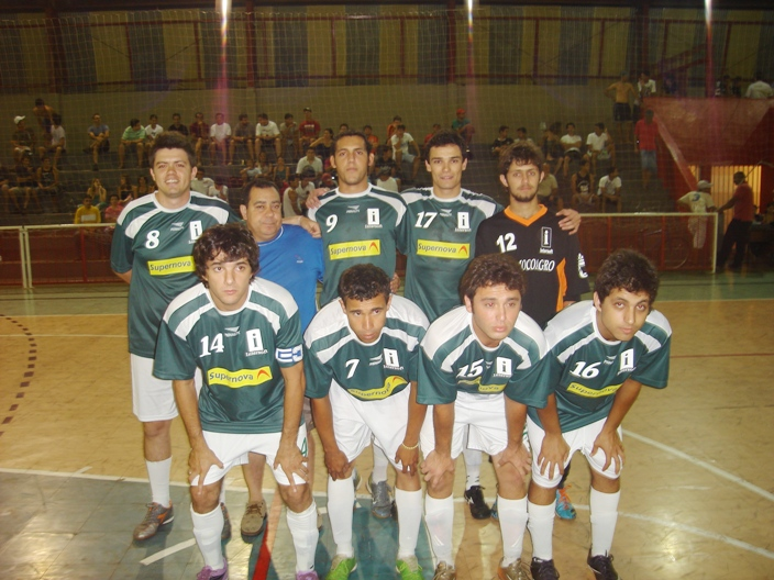 Final FutSal Mococa-Intersoft