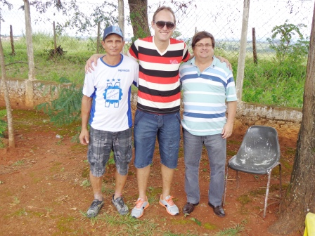 Didio, Greguer e Djair